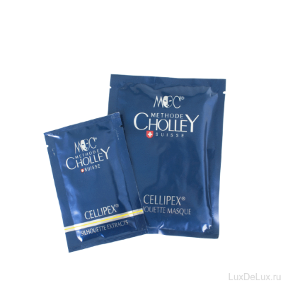 Силуэт-маска для тела Целлипекс CELLIPEX silhouette masque Methode Cholley