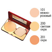 Компактная эссенция-пудра Ёкиби Yokibi Powder Foundation RELENT